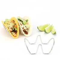 2LB Depot Taco Holder, Taco Stand, Taco Rack, Premium 18/8 ...