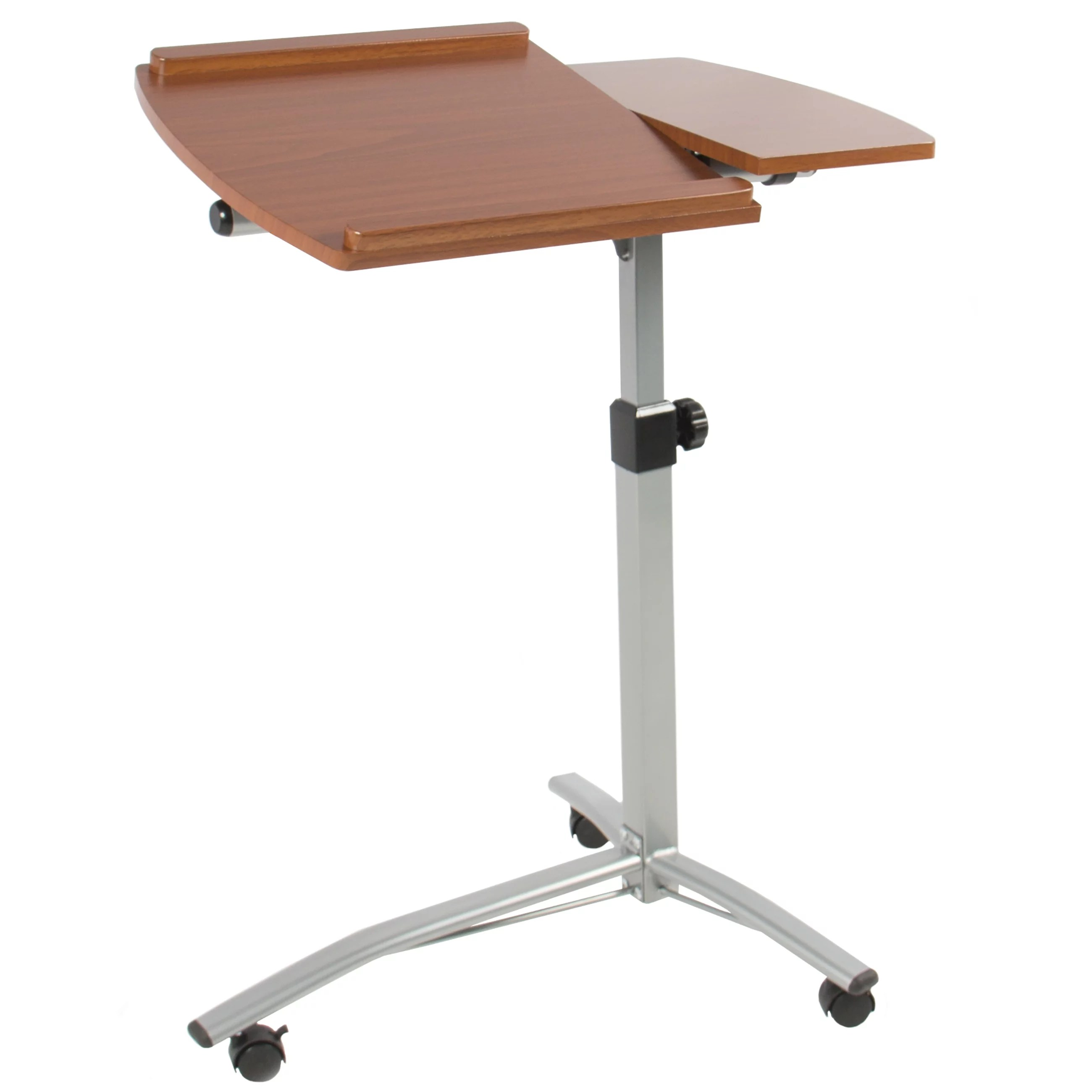Best Choice Products Angle & Height Adjustable Rolling