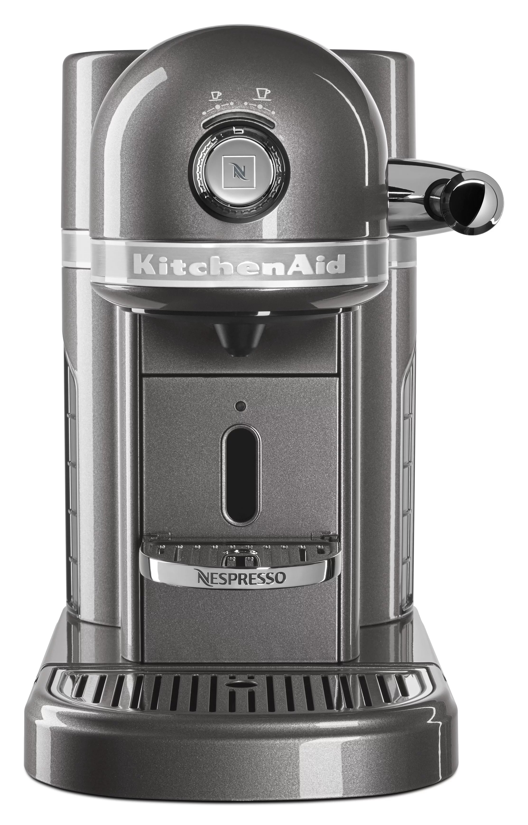 Kitchenaid Nespresso Espresso Maker By Kitchenaid With Milk Frother Kes0504ms