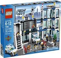 LEGO City Police Station Play Set - Walmart.com