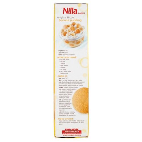 Medium Of Nilla Banana Pudding Cereal