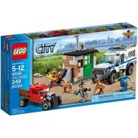 LEGO City Police Dog Unit Building Set - Walmart.com