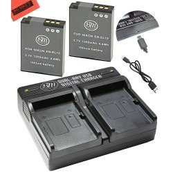 Small Crop Of Nikon Battery Charger