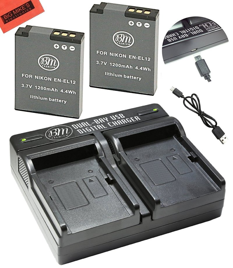 Large Of Nikon Battery Charger