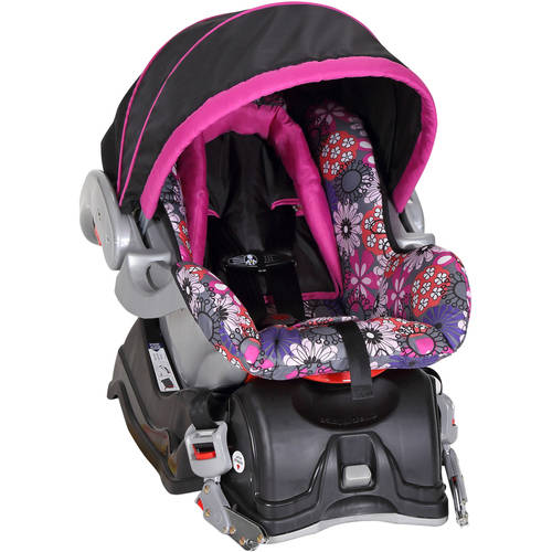 Infant Car Seat Parts Baby Trend Ez Ride 5 Travel System Floral Garden Ebay
