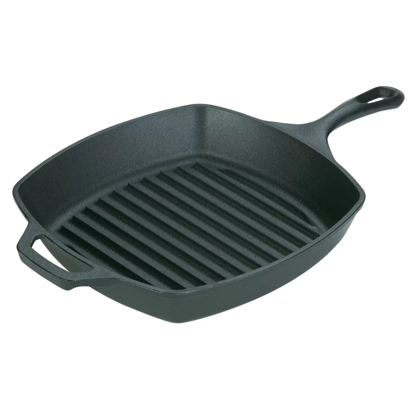 Grill Frying Pan Lodge Cast Iron 10 5