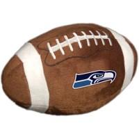 NFL Plush Football Pillow, Seattle Seahawks - Walmart.com