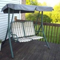 Garden Winds Replacement Canopy Top for Walmart 2 Seater ...