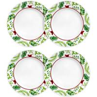 "Corelle Impressions 10.75"" Dinner Plate, Birds and Boughs ..."
