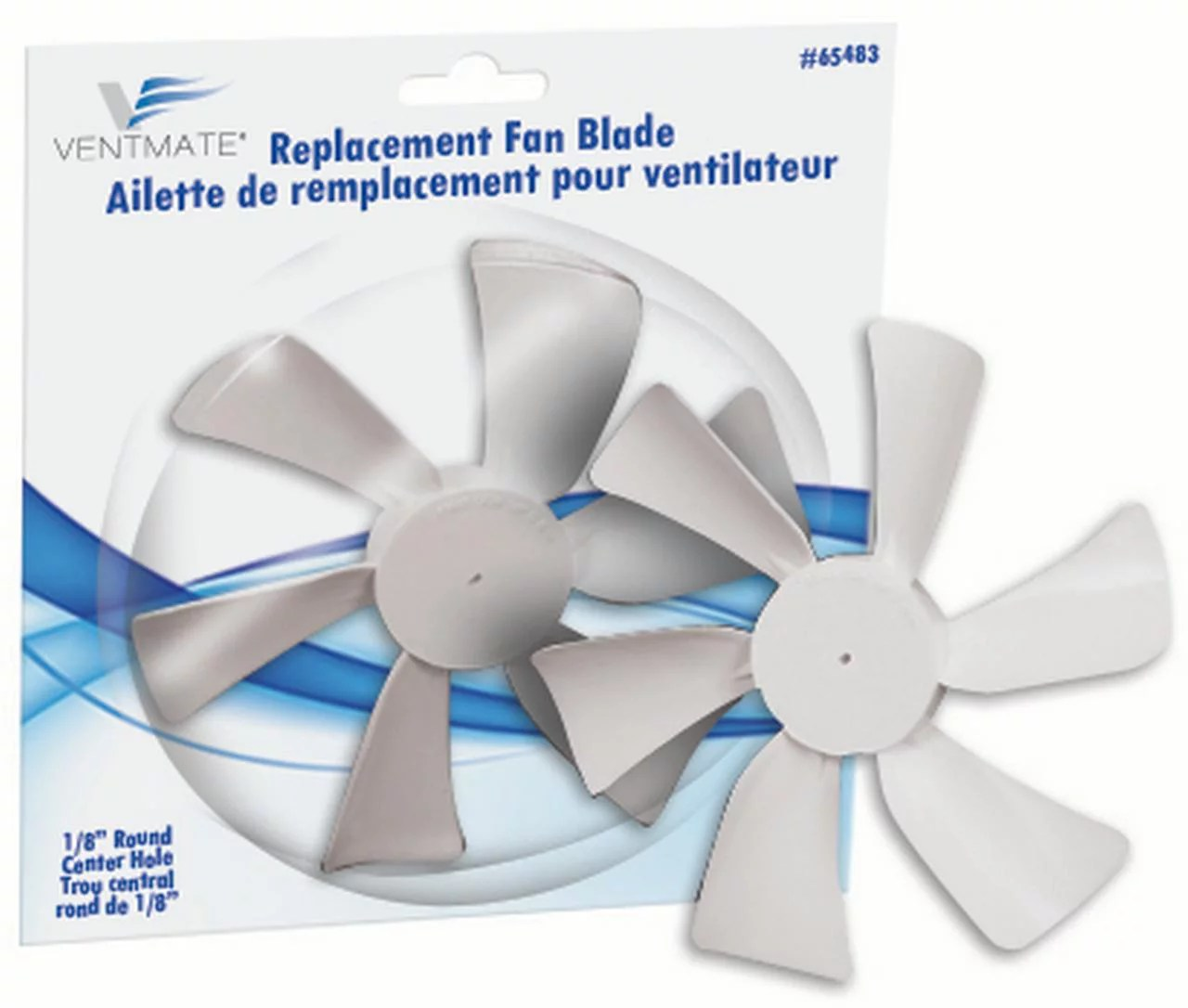 Exhaust Fan Roof Vent Ventmate 65484 Exhaust Fan Blade For 12 Volt Jensen Roof Vents