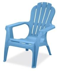 US Leisure Resin Adirondack Chair - Plastic Patio ...