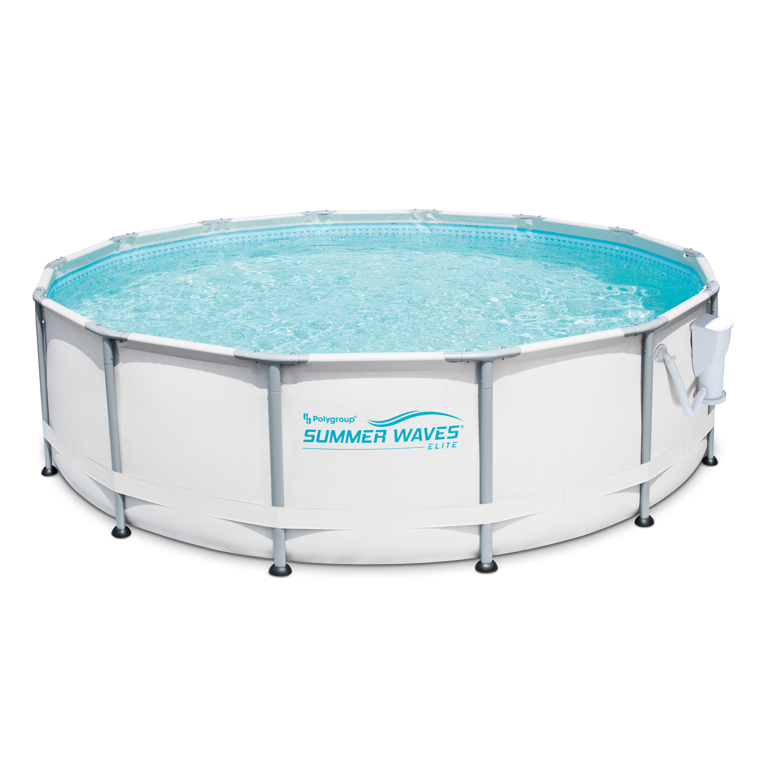 Jacuzzi Pool Deluxe Summer Waves Elite 14 X 42