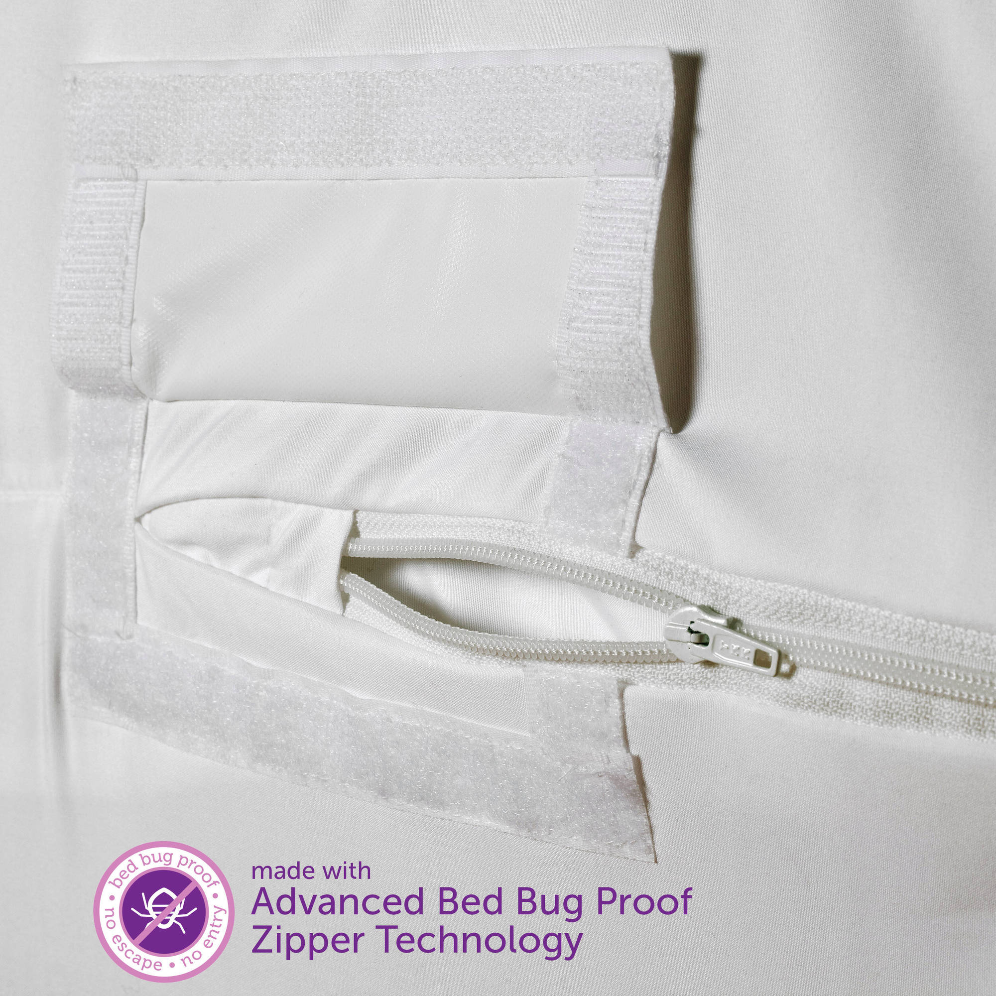 Bed Bugs Mattress Cover Allerease Ultimate Protection Comfort Mattress Protector