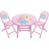 Disney Princess Round Table and Chair Set - Walmart.com