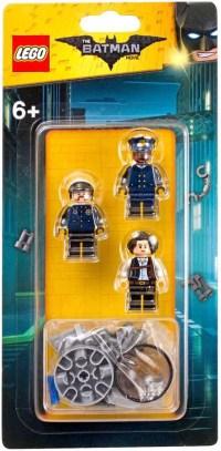 LEGO DC The Batman Movie Gotham Police Department Mini ...