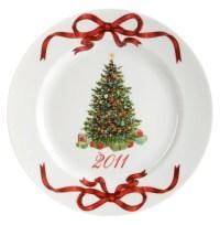 Martha Stewart Collection Dinnerware, Holiday Garden 2011 ...