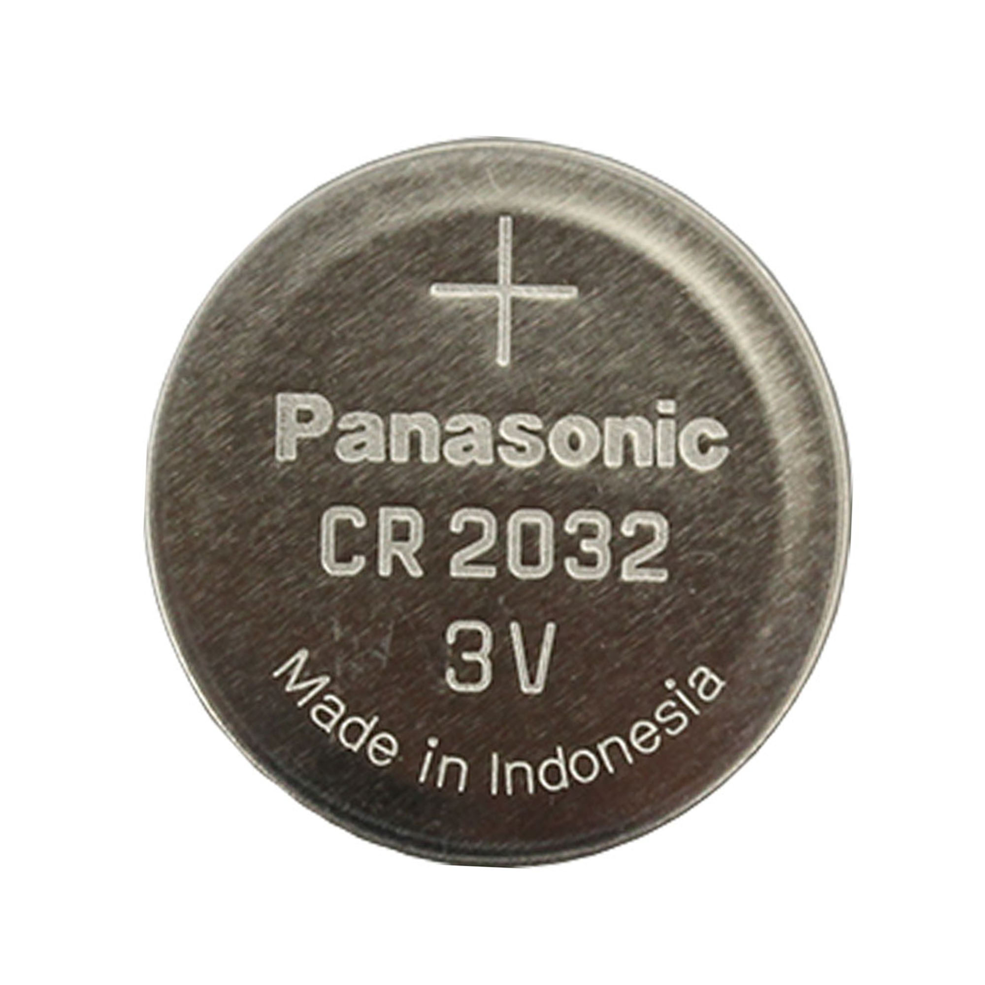 Batterie Cr2032 Cr2032 Panasonic 3 Volt Lithium Coin Cell Battery