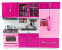 My Happy Kitchen Stove Sink Refrigerator Battery Operated ...