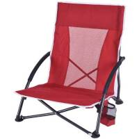 Ozark Trail Low Profile Steel Frame Chair with Carry Bag ...