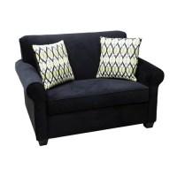 Wildon Home Cuddler Sleeper Arm Chair - Walmart.com