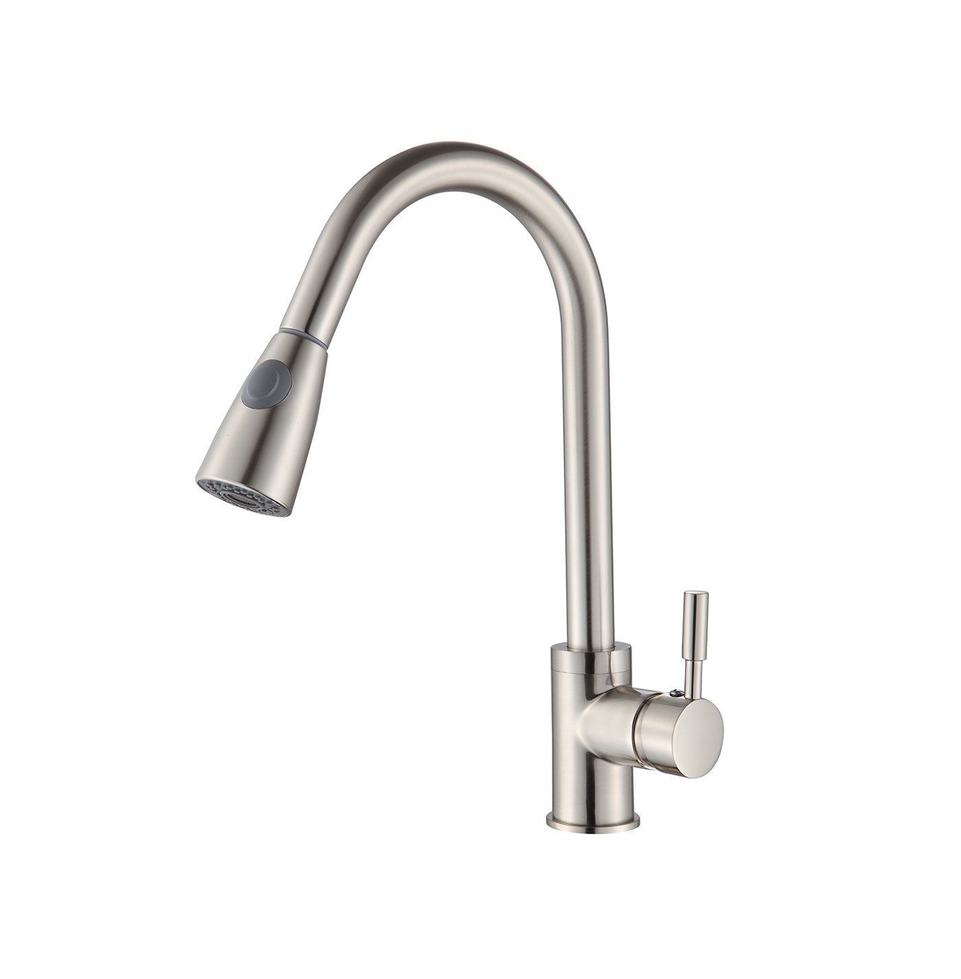 Kitchen Mixer Tap Buy Hive Kitchen Faucet Brushed Nickel Pull Out Sprayer Home Sink Mixer Tap Single Handle