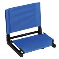 Wide Stadium Chair-Color:Royal Blue - Walmart.com