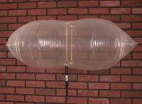 "Chimney Balloon Fireplace Damper 45""X15"" Draft Stopper ..."