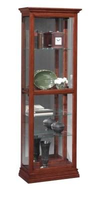 Space Saver Side Entry Curio Cabinet - Walmart.com