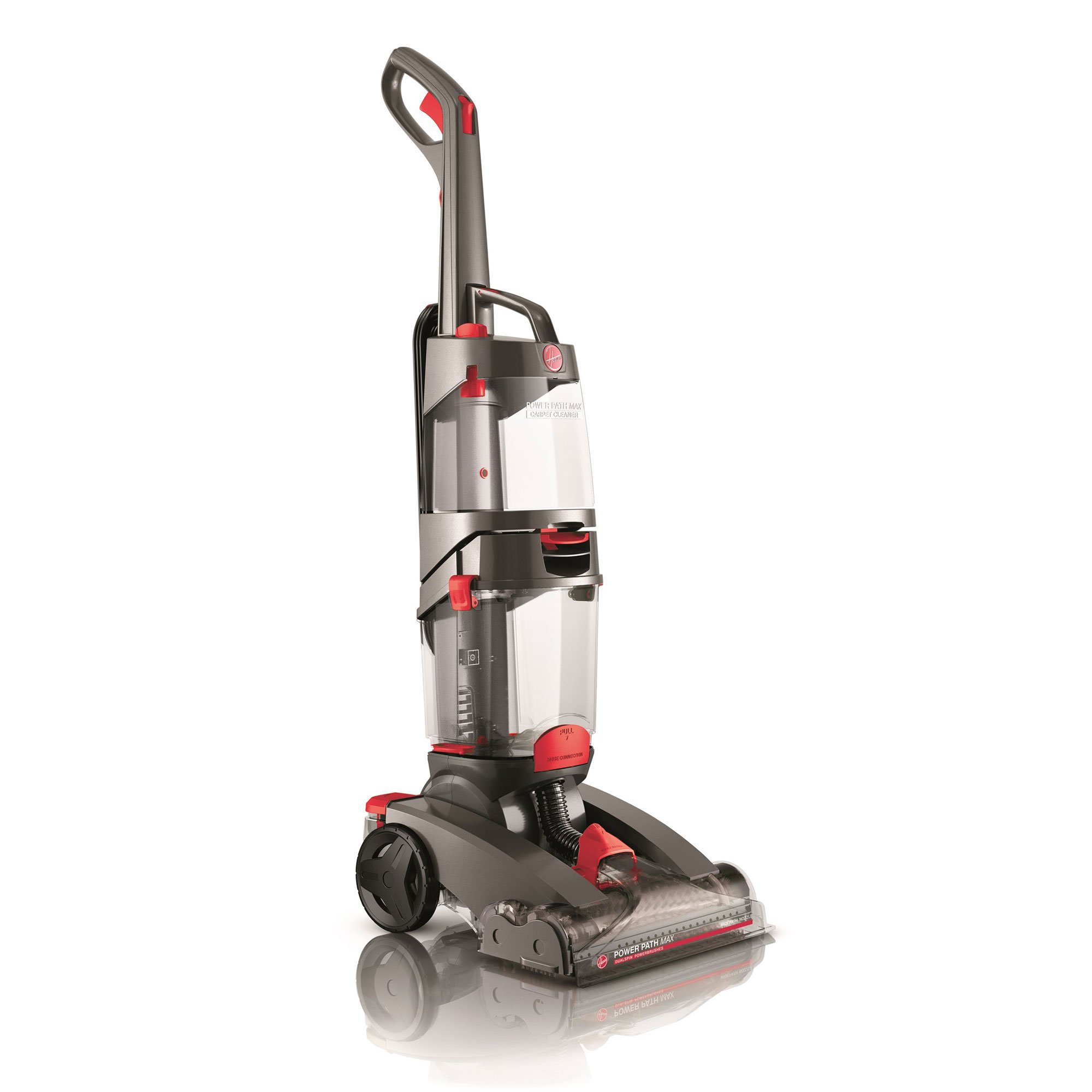 Carpet Cleaning Vacuum Hoover Fh51002 Dual Power Path Max Pet Upright Carpet Cleaner