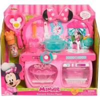 Disney Minnie Bow-Tique Bowtastic Kitchen Playset ...