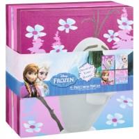 Disney Frozen Canvas Wall Art 4 pc Pack - Best Wall Decor ...