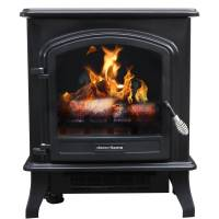 New 1500W Insert Electric Fireplace Quartz Infrared Heater ...