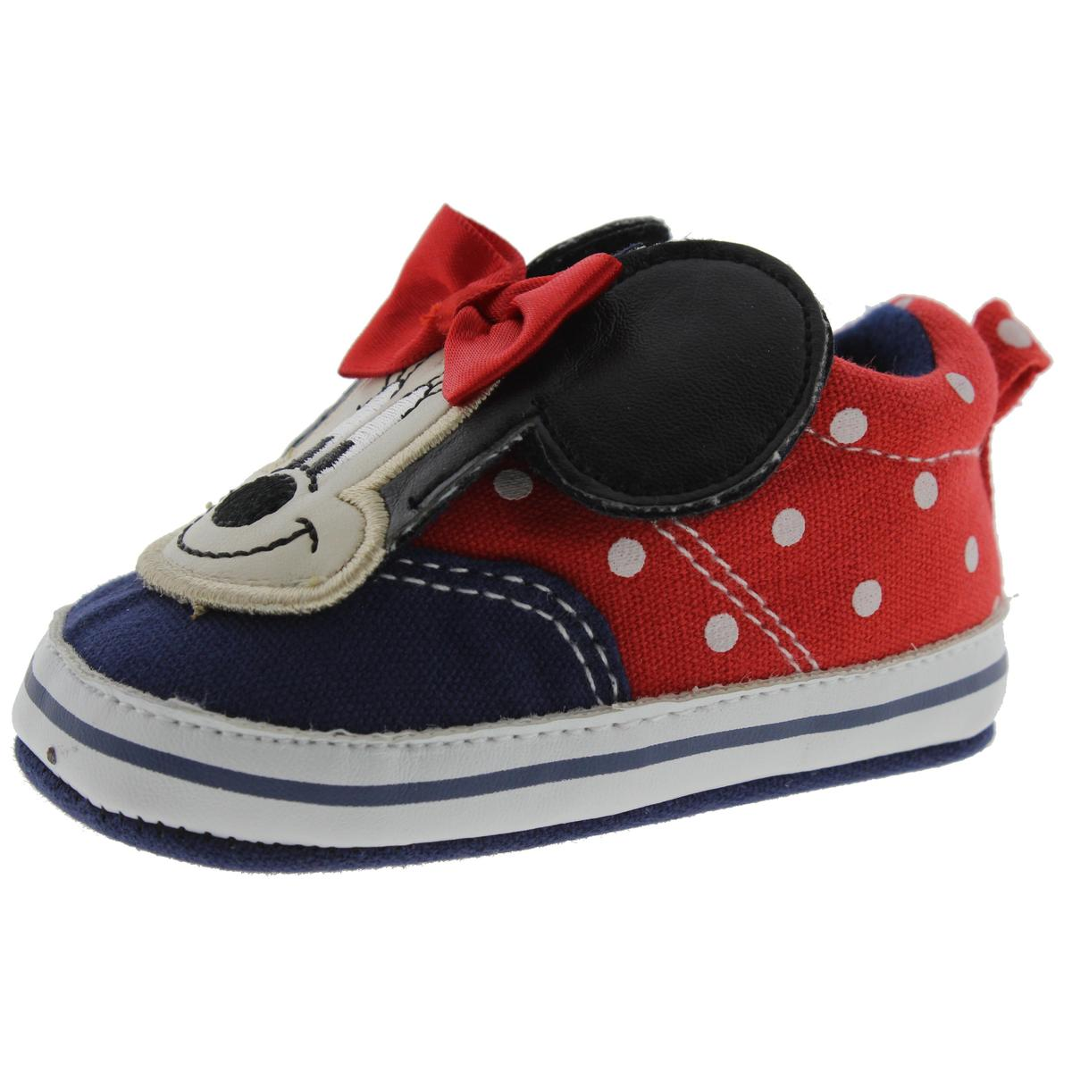 Infant Sneakers Disney Baby Minnie Mouse Polka Dot Infant Sneakers