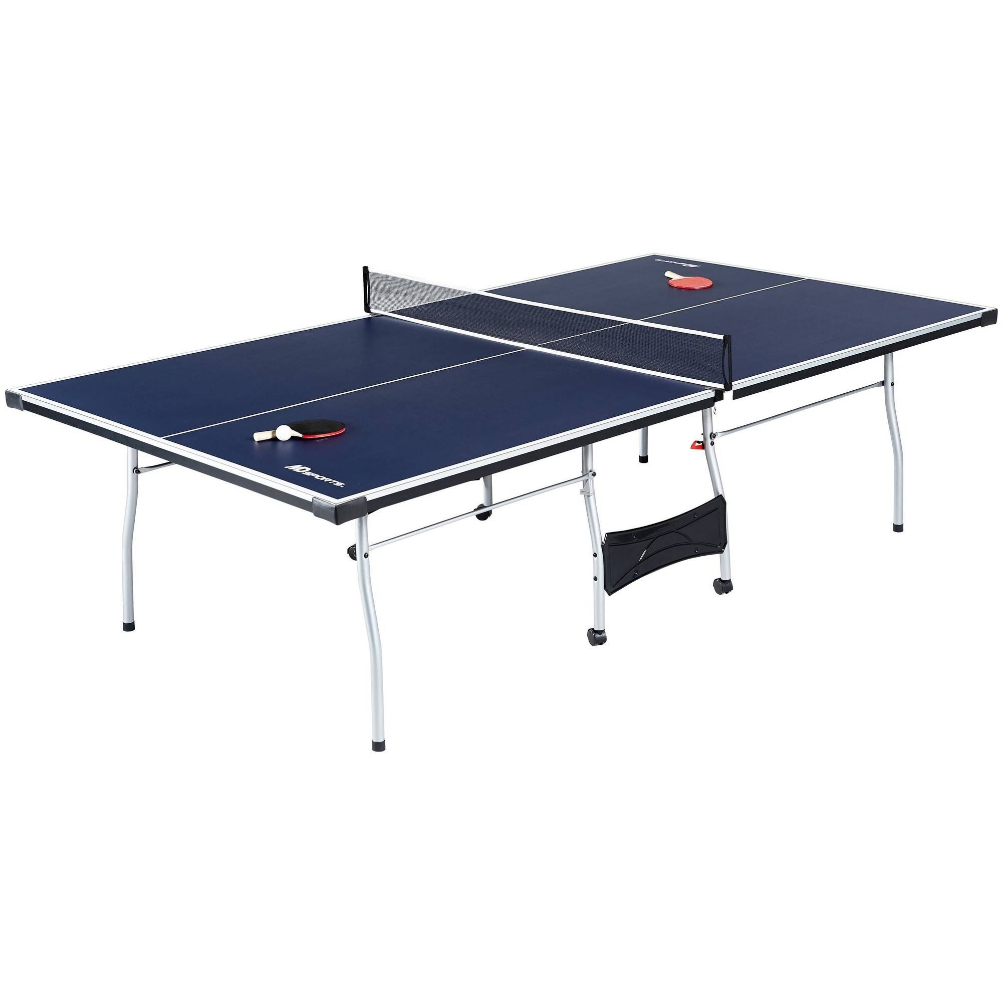 Md Sports Official Size Table Tennis Table With Paddle