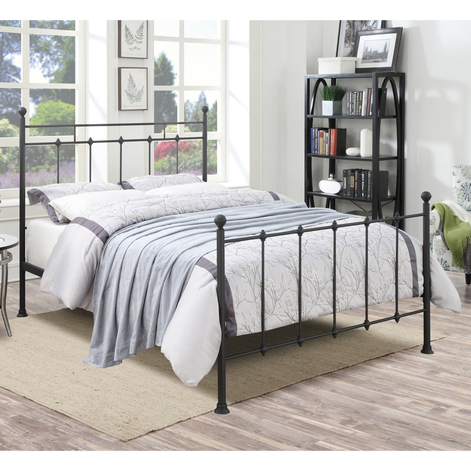 Queen Bed Frame Home Meridian Stockbridge Standard Queen Bed