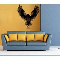 Vsgraphics llc Raven Vinyl Wall Decal - Walmart.com