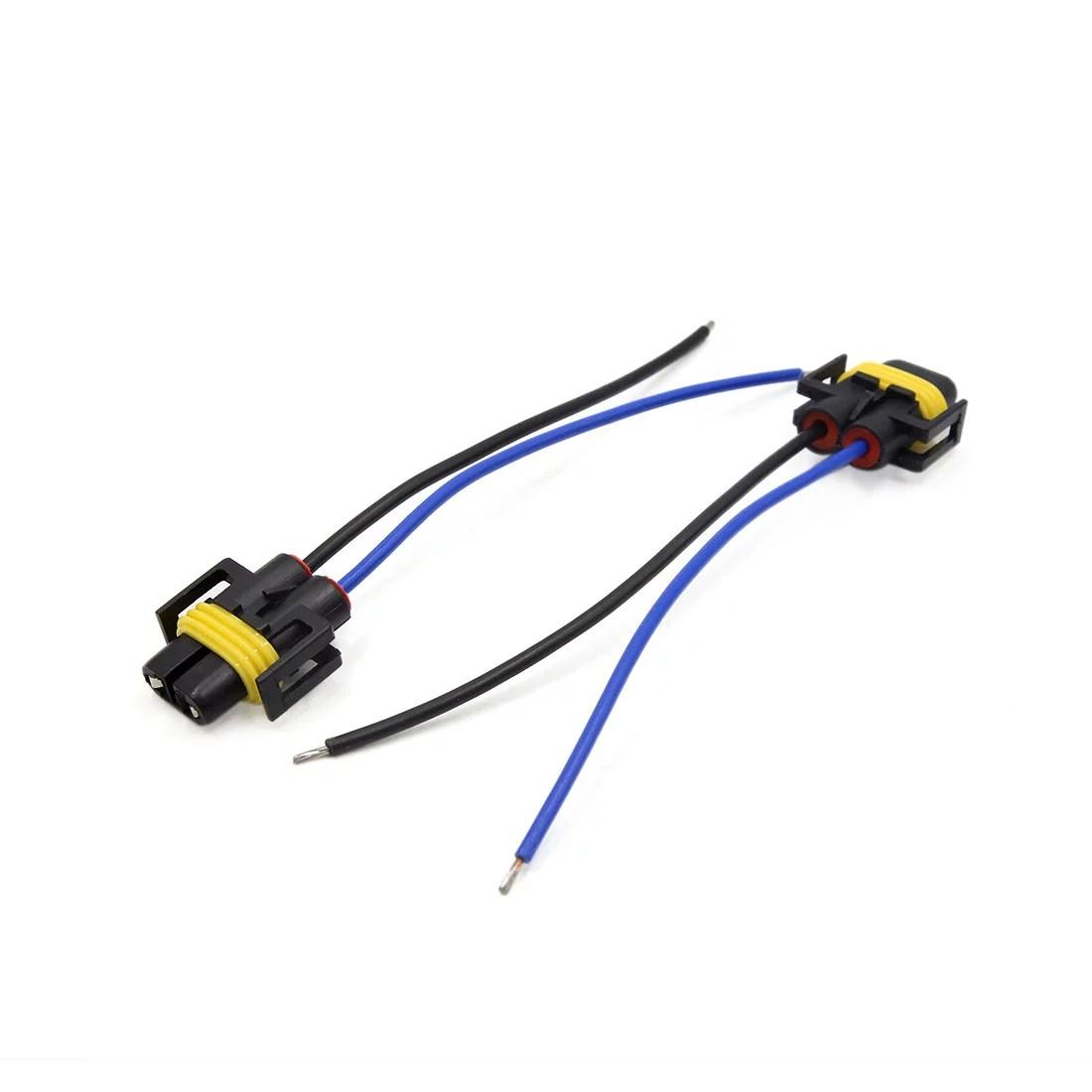 h11 headlight wiring harness