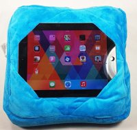 As Seen on TV GoGo Pillow Tablet Holder, Neon Blue ...