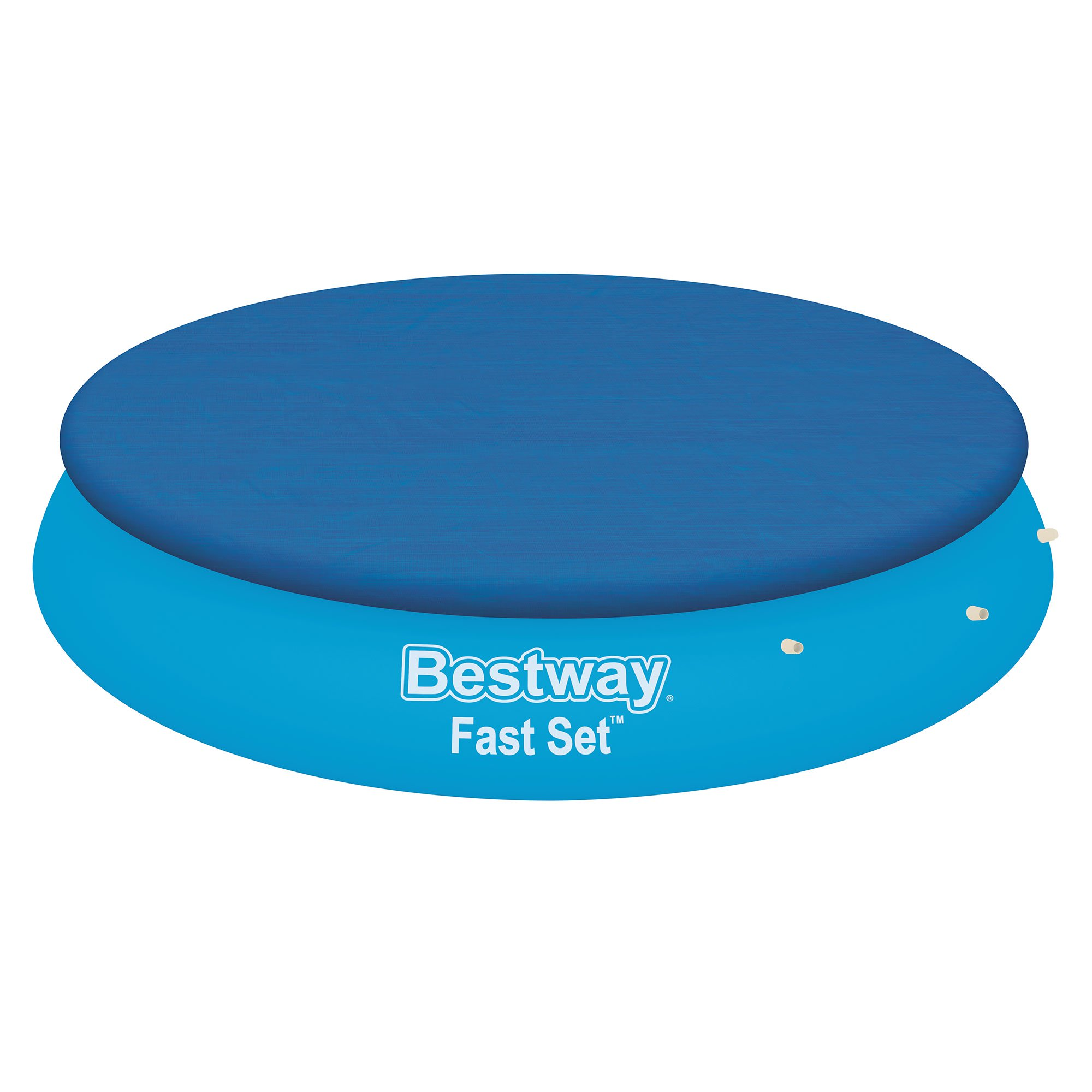 Intex Vs Bestway Review Bestway Fast Set Pool Cover 12