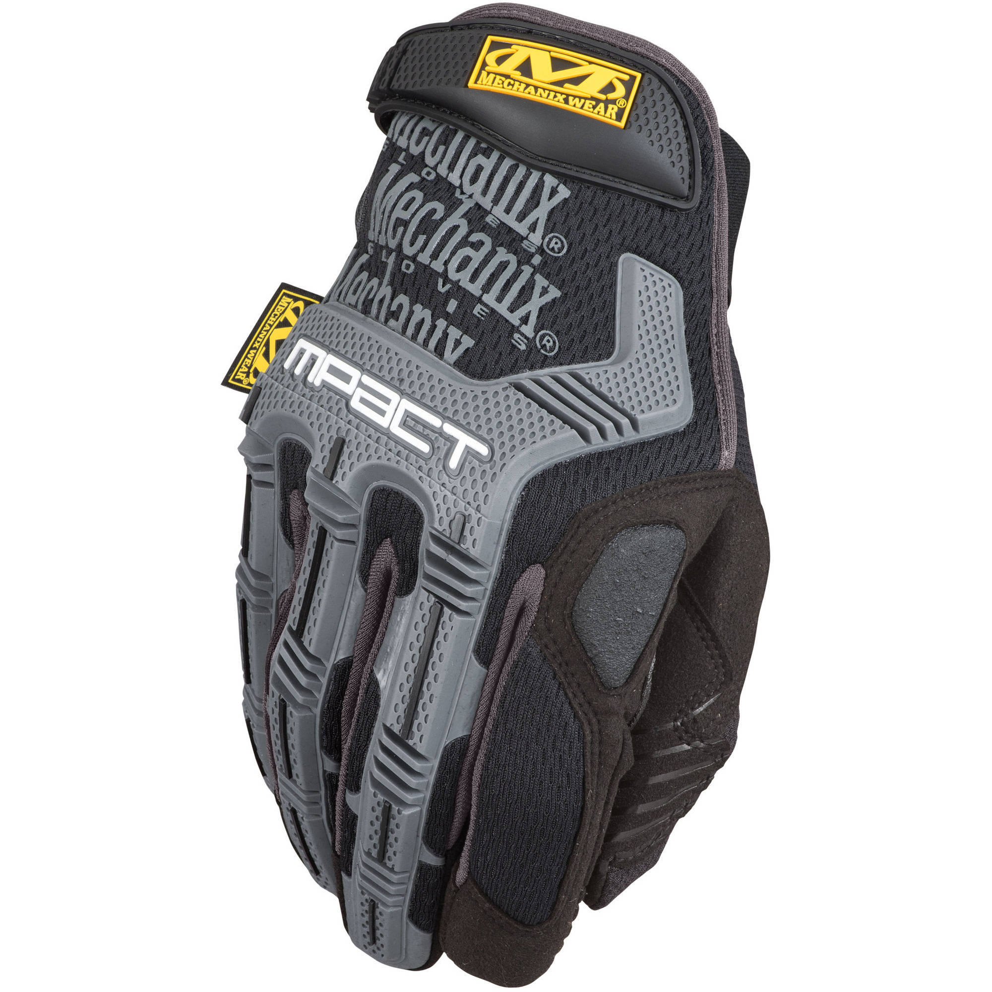 Mechanix wear m pact glove black