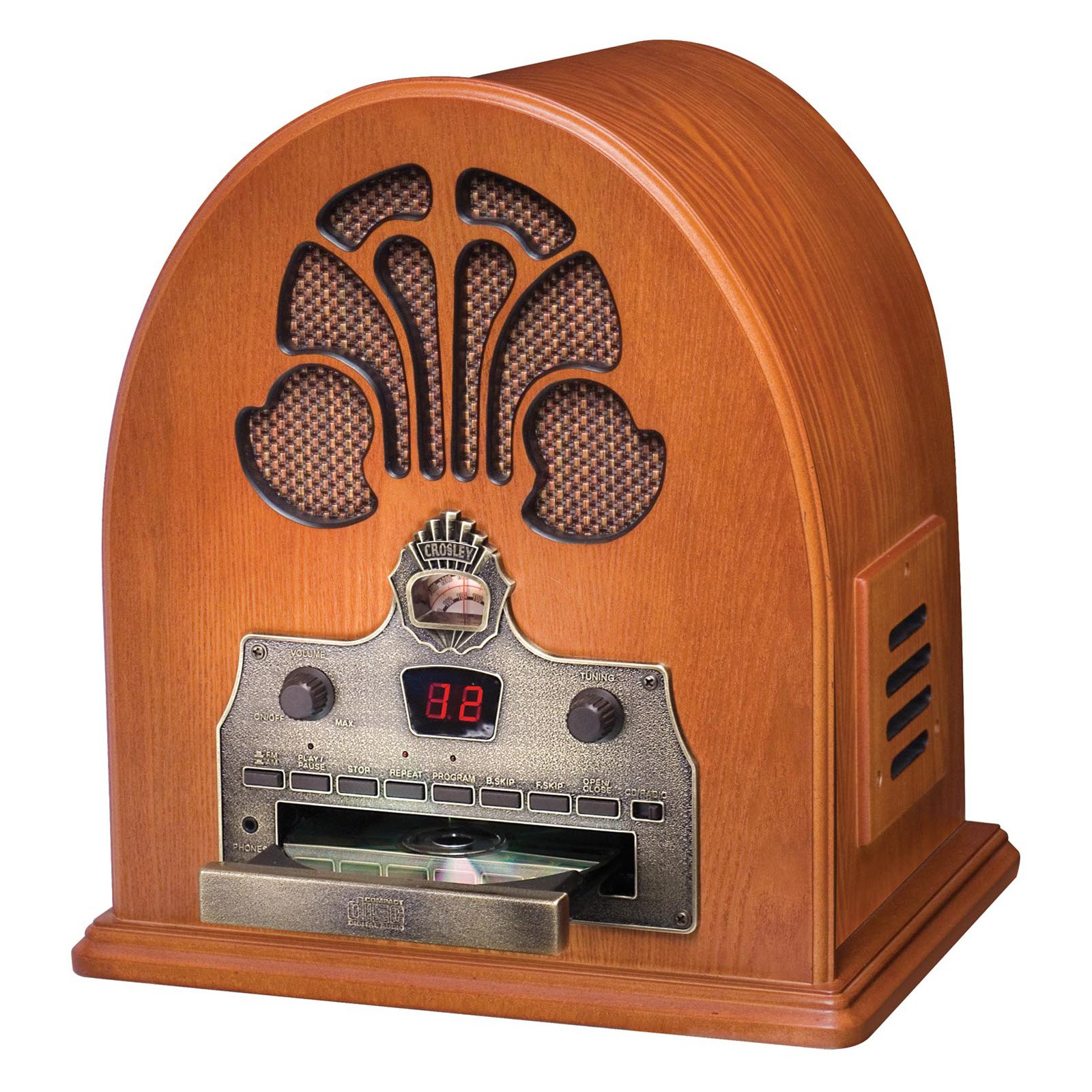 Crosley Radio Crosley Cathedral Radio Cd