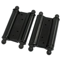 2 Pcs Tight Pin Metal Spring Loaded Door Cabinet Hinges ...