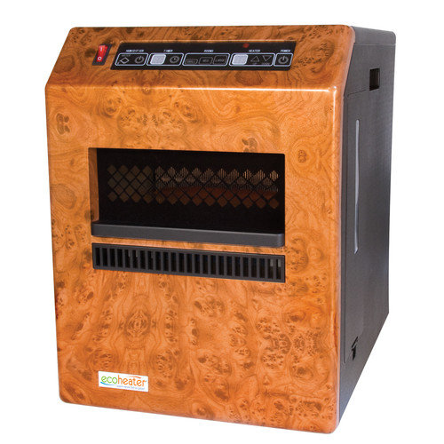 Eco Heater 5115 Btu Portable Electric Infrared Cabinet