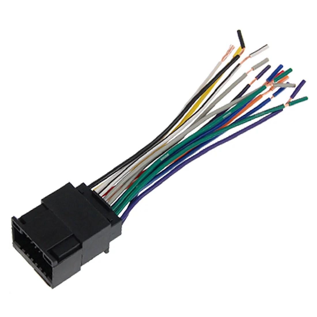 Scosche Gm2000 Gm Radio Car Stereo Wire Wiring Harness Auto Gallery