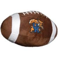 NCAA Plush Football Pillow, Kentucky Wildcats - Walmart.com
