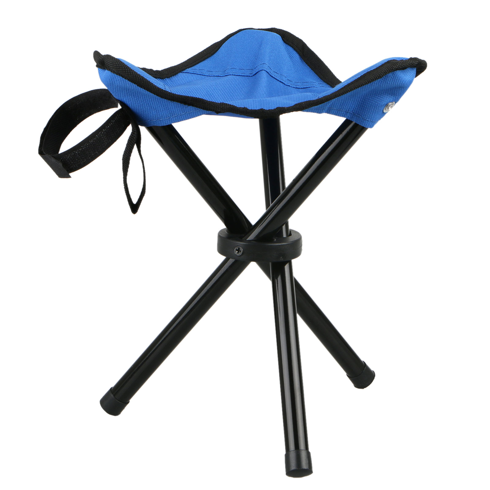 Portable Stool Large Slacker Chair Portable Tripod Stool Folding Stool With Carrying Case For Outdoor Camping Walking Hunting Hiking Fishing Travel