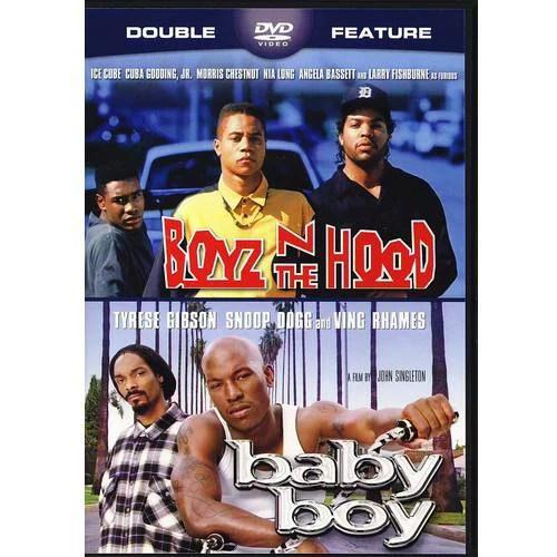 Boyz N The Hood / Baby Boy (DVD) \u2013 BrickSeek