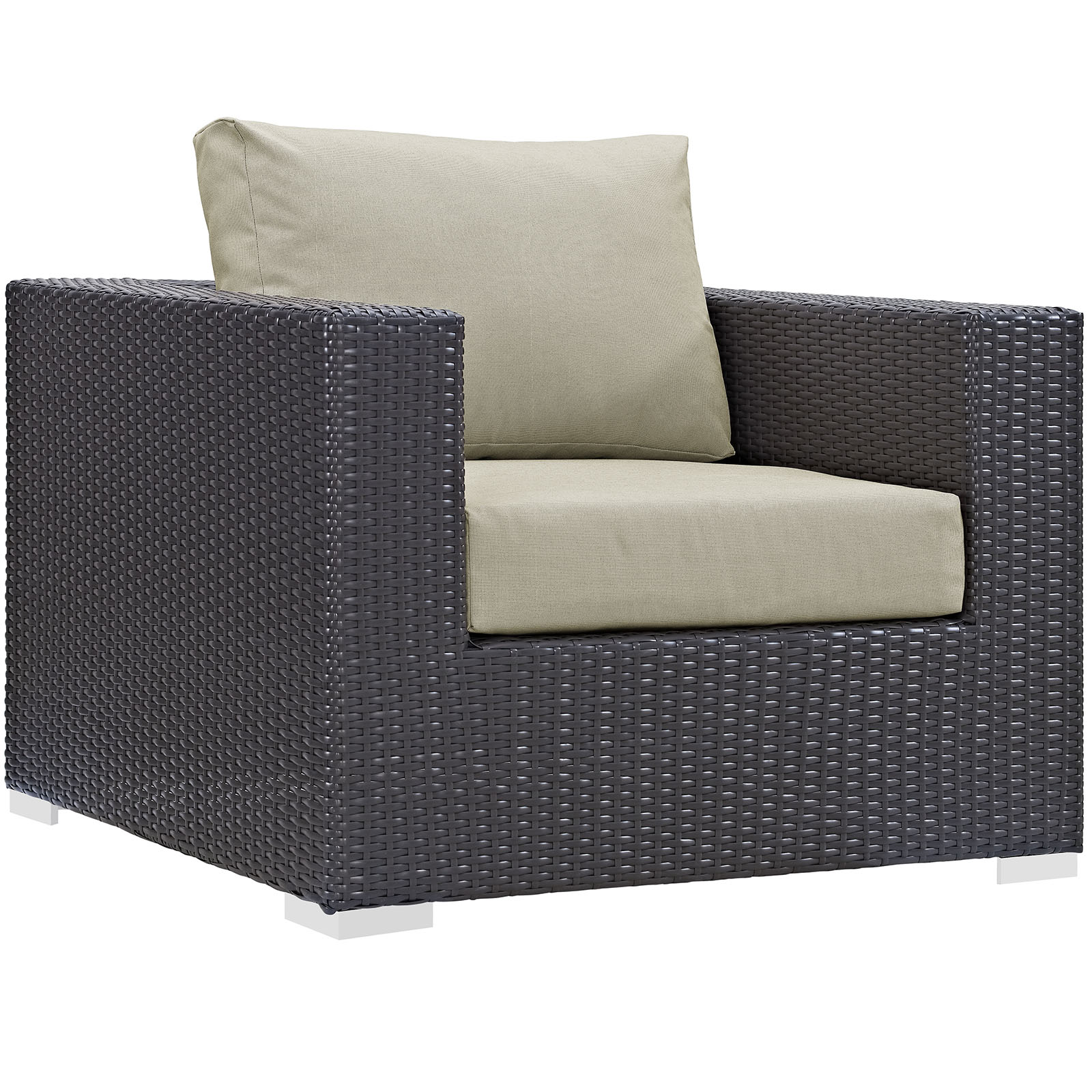Loungemobel Rattan Amazon Beige Optik Rattan Lounge Beige