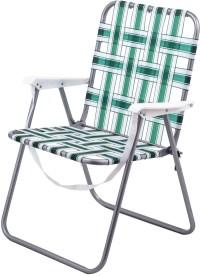Lawn / Patio Web Chair - Walmart.com