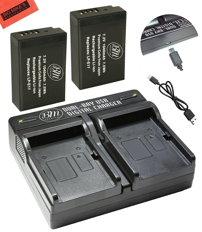 Fullsize Of Canon T6i Battery